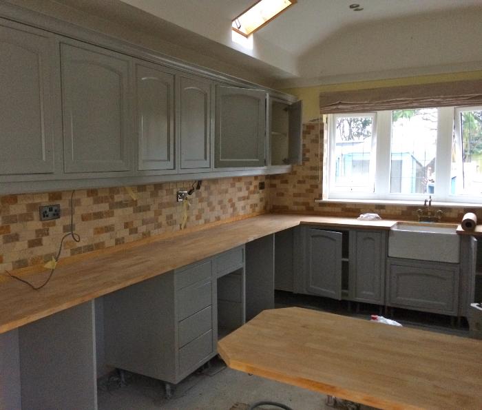 Painting Melamine Kitchen Cupboards Uk